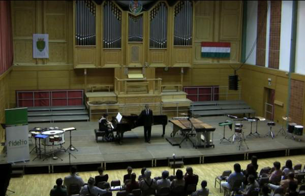 Jeunesses Ifjúsági Koncert 2011
