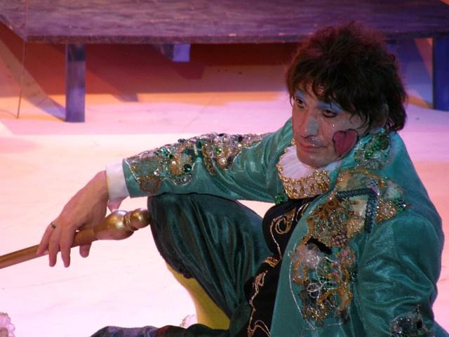 Vízkereszt, vagy amit akartok - Rusztaveli Színház - Vilmos naplója - 6. nap