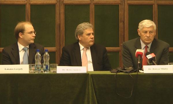 Lakatos Gergely, Batta András és Bányai Miklós