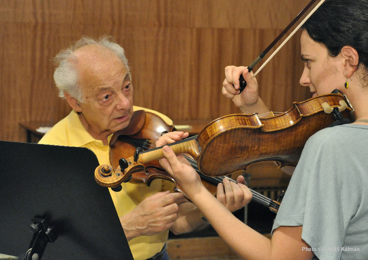 Pauk György - Nemzetközi Bartók Szeminárium és Fesztivál 2011