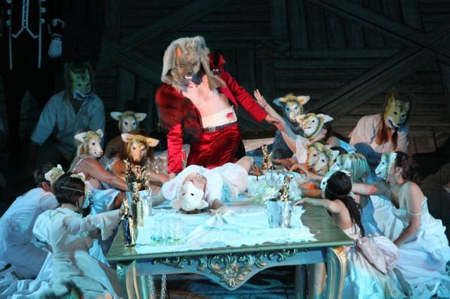 Don Giovanni - Szentmargitbányai Ünnepi Játékok