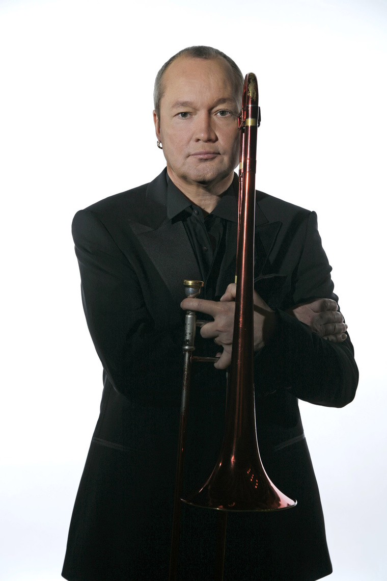Nils Landgren harsonás