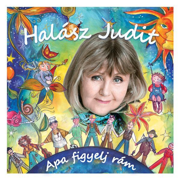 Szeptembernem jön ki Halász Judit új lemeze, az Apa figyelj rám.