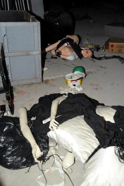 Betörtek a Szegedi Kortárs Balett raktárába