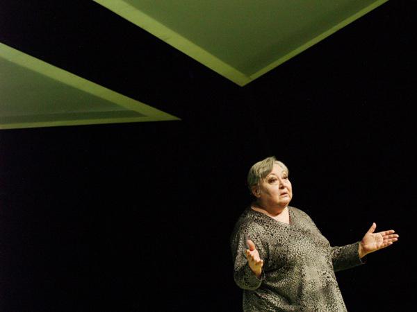 Én vagyok a Te - Molnár Piroska (Nemzeti Színház - fotó: SzoFi)