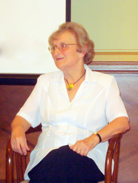 KÓTA karvezetőverseny és konferencia - Eckhardt Mária