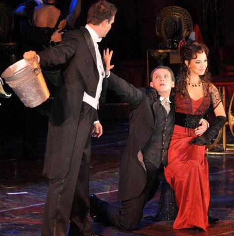 A Csárdáskirálynő - A Budapesti Operettszínház 2011/2012-es bérlete
