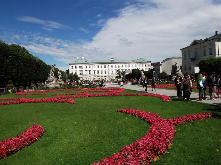 A muzsika hangja - Salzburg