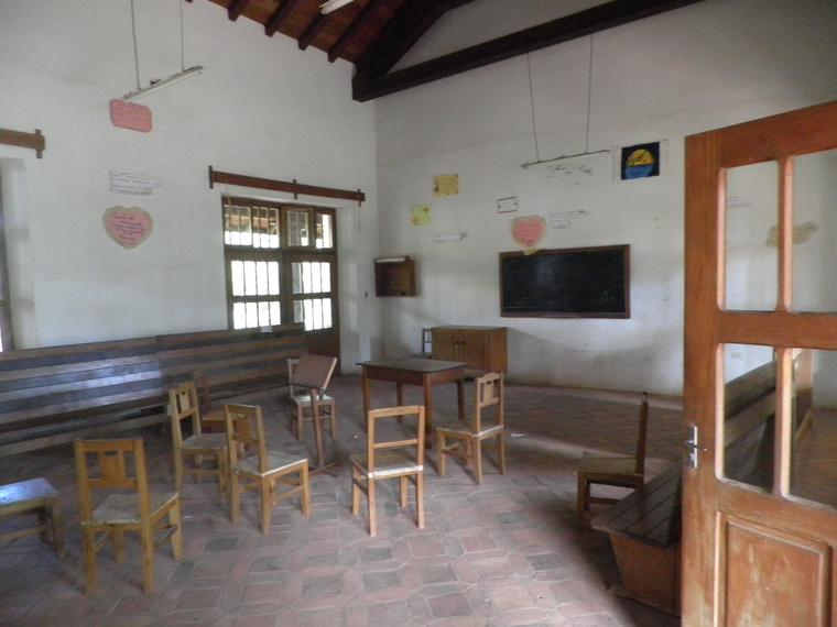Zeneiskola Bolíviában