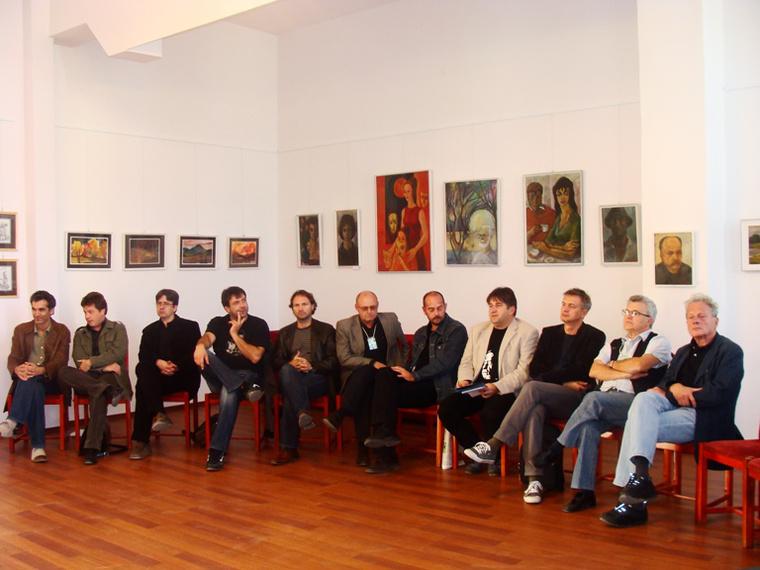 A Romániai Magyar Színházi Szövetség megalakulása