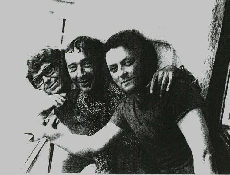 Ruttka Ferenc, Szabó Gábor, Vajda Sándor (Pécs, 1956)