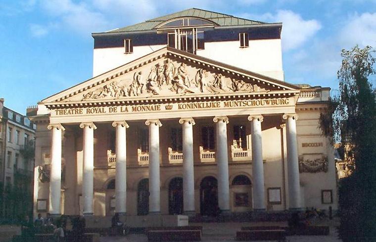 Theatre de la Monnaie, Brüsszel