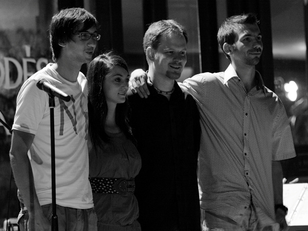 Csemer Boglárka Quartet