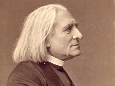 Liszt Ferenc portré, 178. tétel a Bősze Ádám Zenei Antikváriumának árverésén