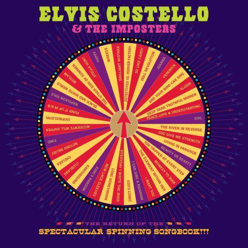 A Costello-lemez borítója