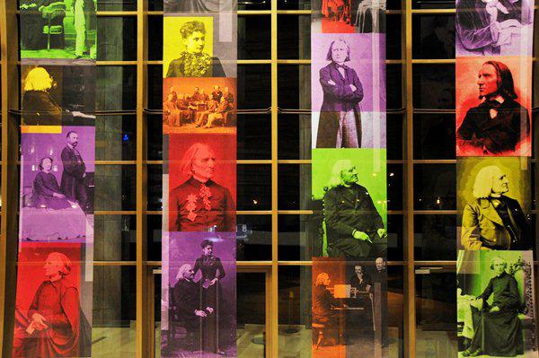 Liszt arcai - fotókiállítás (Müpa)