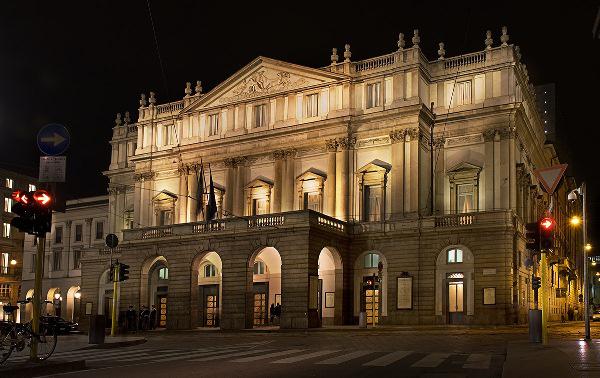 Milánó - Scala