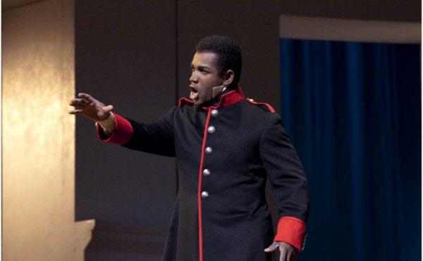 Lawrence Brownlee Rinaldo szerepében - Rossini: Armida