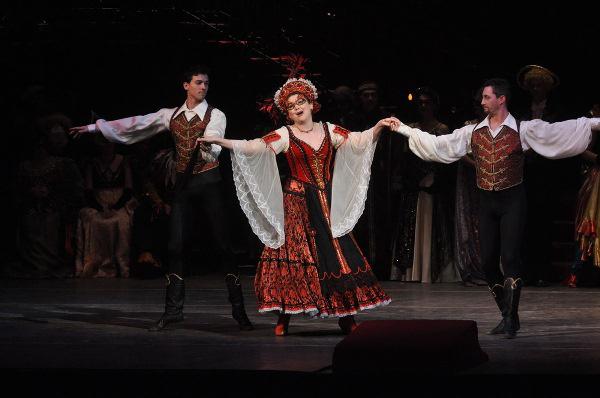 Johann Strauss: A denevér (Magyar Állami Operaház)