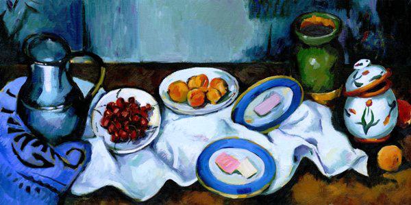 Google Doodle: Paul Cézanne