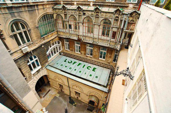 Ludwig Múzeum - ACAX iroda új helyszín: LOFFICE (2011)