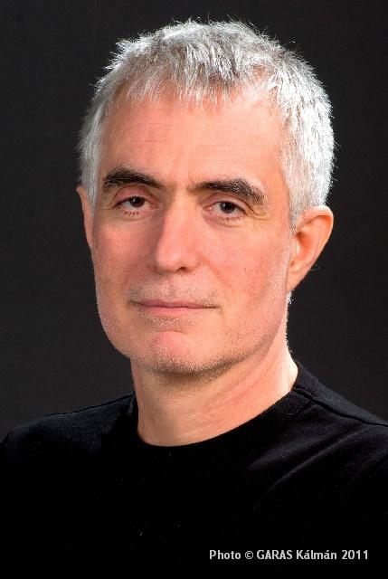Kovács Géza - fotó: Garas Kálmán