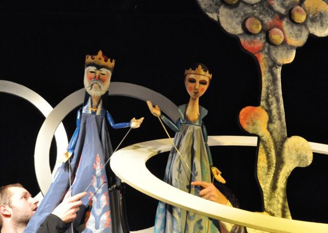 Tündérszép Ilona és Árgyélus királyfi - Mesebolt Bábszínház