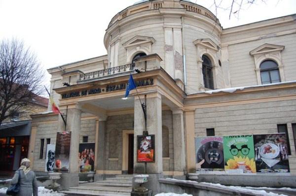 Harag György Színház - Szatmárnémeti