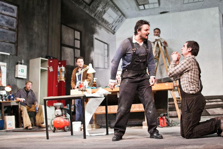 Szentivánéji álom - Schauspielhazus Graz
