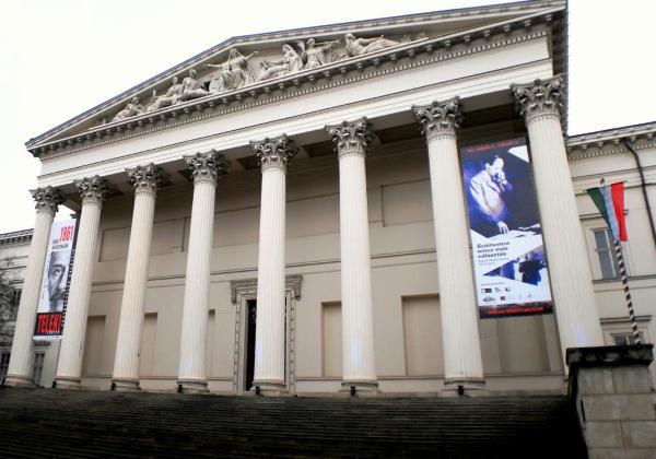 Magyar Nemzeti Múzeum épülete (Teleki és Wallenberg kiállítások)