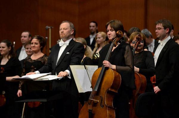 Miskolci Szimfonikus Zenekar, vez. Kovács László