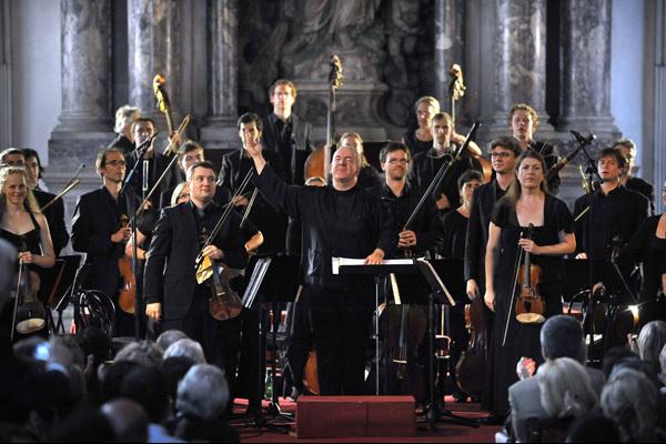 Les Musiciens du Louvre és Marc Minkowski