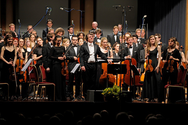 Gustav Mahler Jugendsymphonieorchester (GMJO)