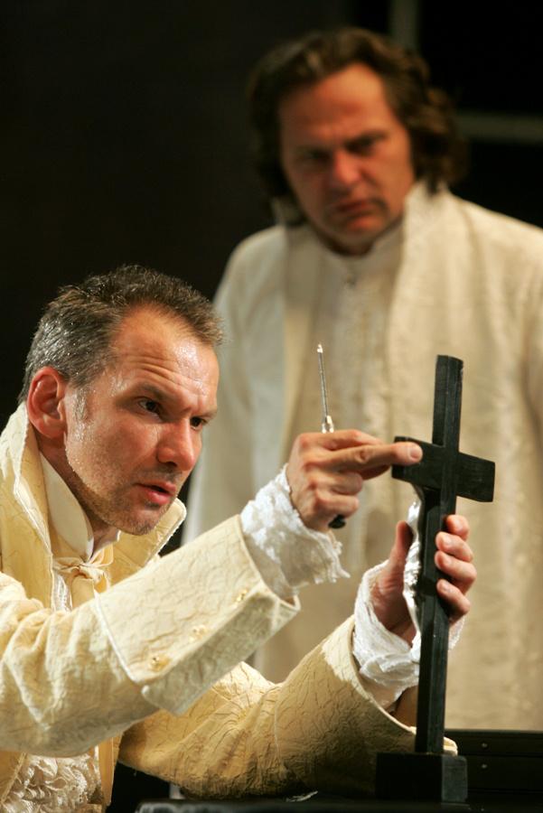 A Nemzeti Színház 2006/2007-es évada - Moliere: Tartuffe - László Zsolt, Rátót Zoltán