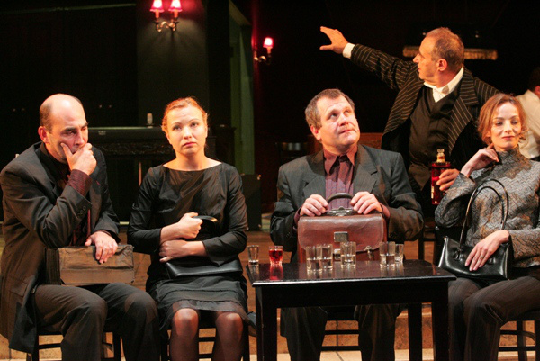 A Nemzeti Színház 2004/2005-ös évadának előadásaiból - Sárga liliom