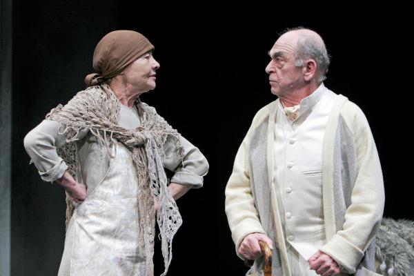 A Nemzeti Színház 2005/2006-os évada - A bunda - Törőcsik Mari, Bodrogi Gyula