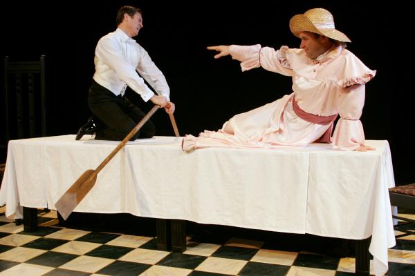 A Nemzeti Színház 2005/2006-os évada - One Set to Love - Matt Devere, Mike Kelly