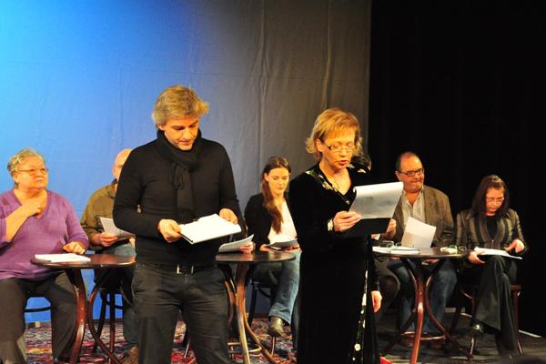 Alföldi Róbert, Udvaros Dorottya - Dorottya-napi íróbörze - Nemzeti Színház