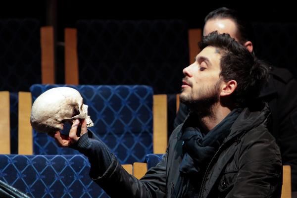 Hamlet - Nemzeti Színház - Szabó Kimmel Tamás