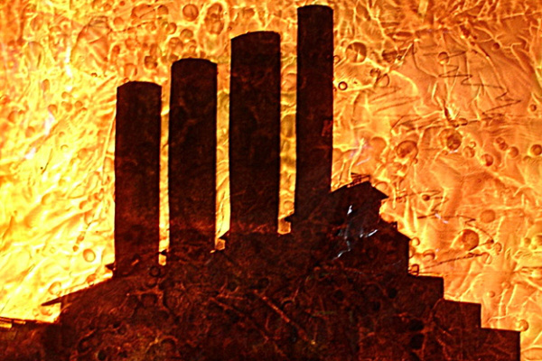 Csikós Nagy Zsuzsa: Fénydobozok (Artus Galéria)