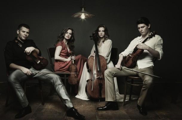 KElemen Kvartett (Kelemen Barnabás, Kokas Katalin, Kokas Dóra, Homoki Gábor)