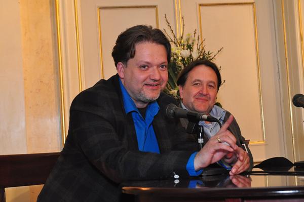 Szabó Zoltán Attila és Petőcz András