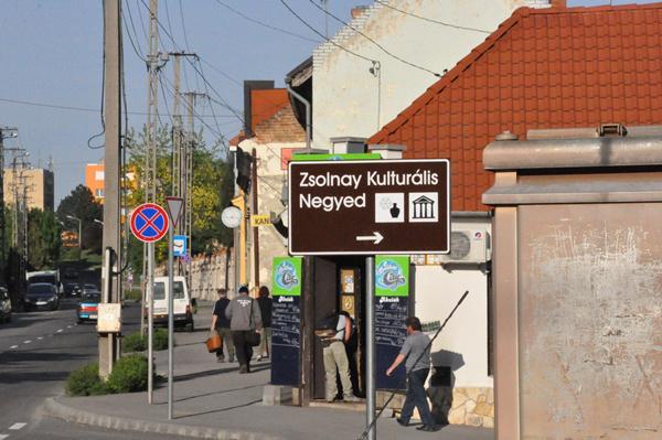 I. Zsolnay Fesztivál - Zsolnay Kulturális Negyed, Pécs