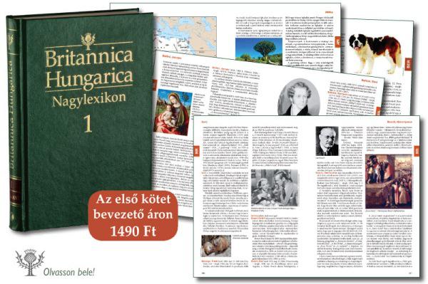 Britannica Hungarica Nagylexikon