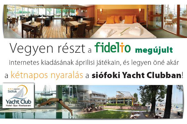 Yacht Club játék