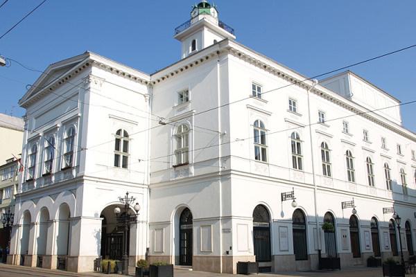 A Miskolci Nemzeti Színház épülete