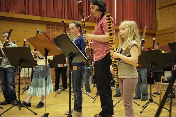 Fagott-fagottino szimpózium a Szent István Király zeneiskolában