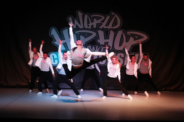 The Core - World Hip Hop Dance Championship magyar döntő