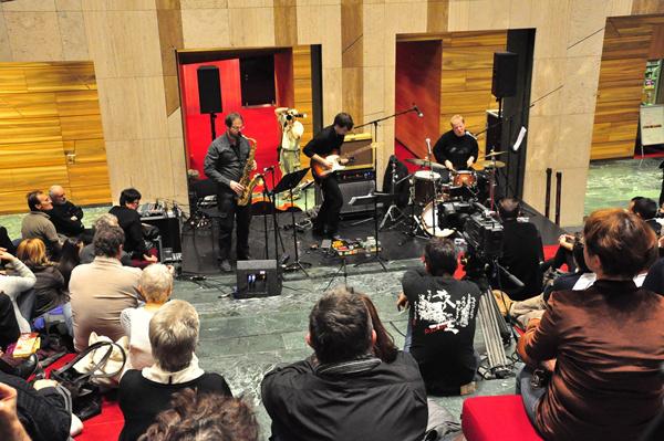 Ávéd János Balance - Müpa Jazz Showcase 2012