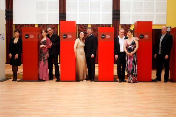 A 2012-es döntőbe jutottak (Fotó: Wollmuth Krisztián, forrás: www.operaverseny.hu)